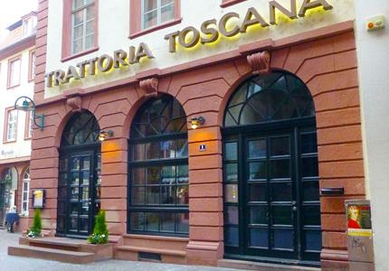 Trattoria Toscana Heidelberg - TRATTORIA TOSCANA HEIDELBERG